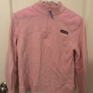 Light pink shep shirt in perfect condition!